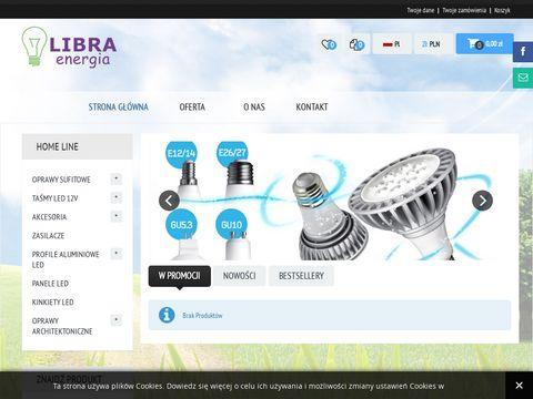Libra Energia - lampy LED