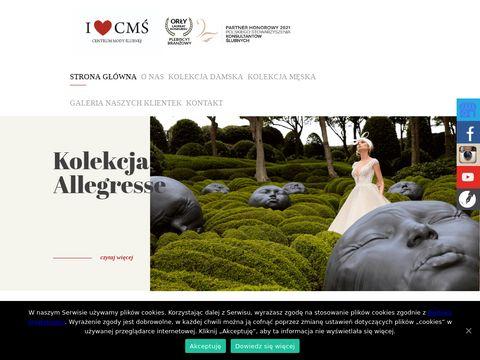 Lovecms.pl moda ślubna Szczecin