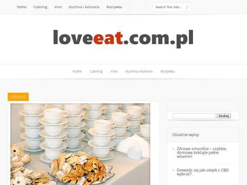 Loveeat.com.pl restauracja - catering Warszawa