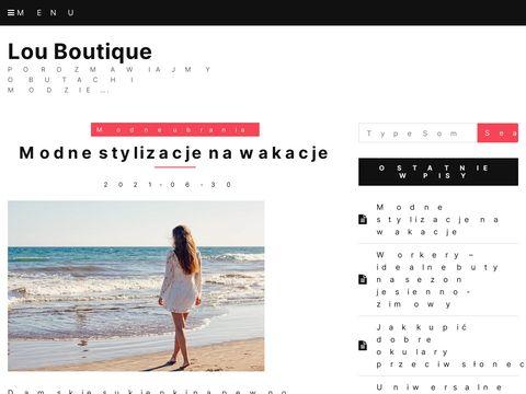 Louboutique.pl sklep internetowy
