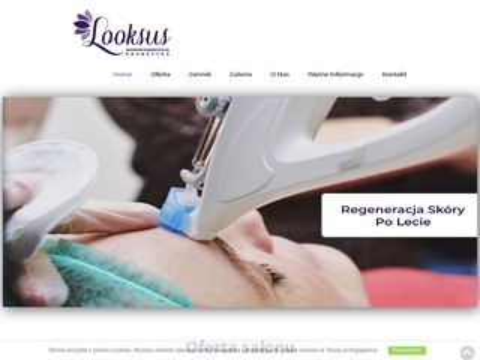 Looksus.opole.pl - kosmetyczka Opole - Botox