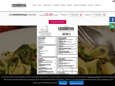 Locomotiva.pl przyjęcia okolicznościowe