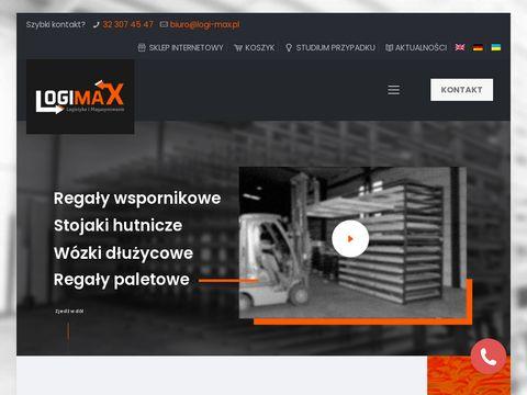 Logimax - maximum przestrzeni w logistyce