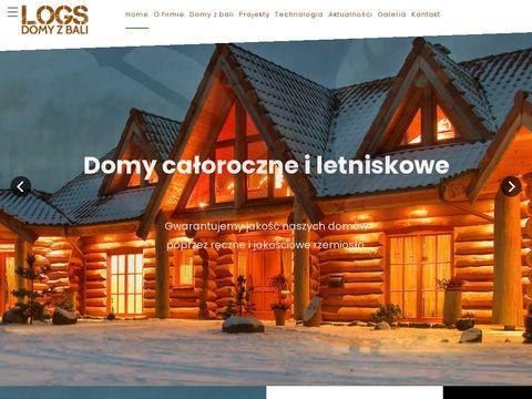 Logs - Domy z bali s.c.
