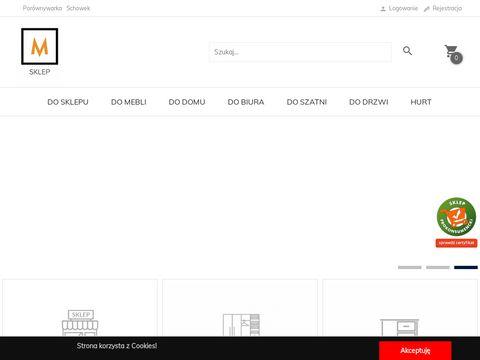 M-handel.pl akcesoria sklepowe