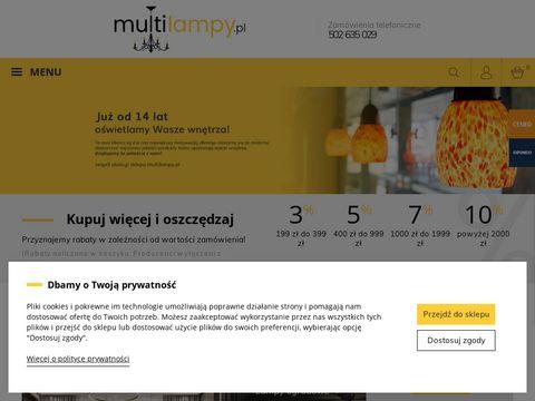Multilampy.pl - sprzedaż lamp i oświetlenia