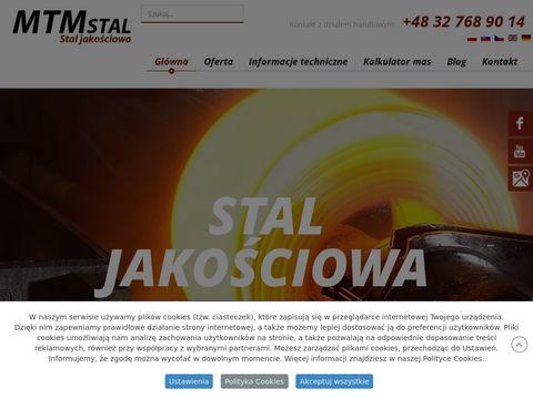 MTM Stal - pręty 18g2a