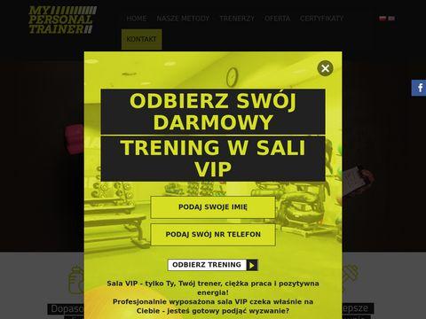 Mypersonaltrainer.pl - trener personalny Warszawa