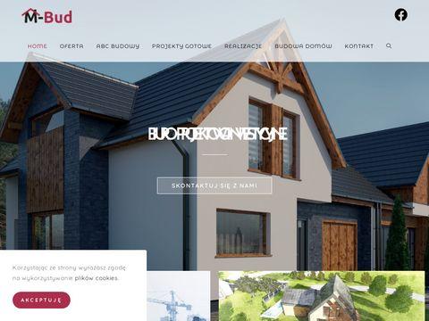 Mbud24.pl - domki szkieletowe