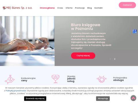 MBJ dobre biuro rachunkowe Poznań