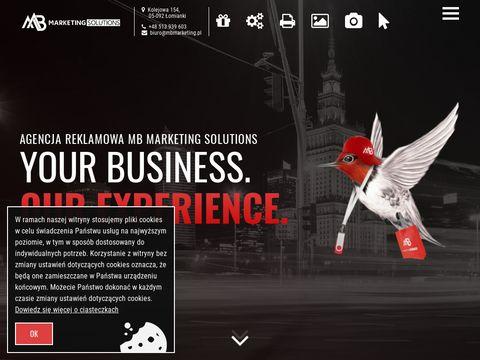 Mbmarketing.pl agencja reklamowa gadżety