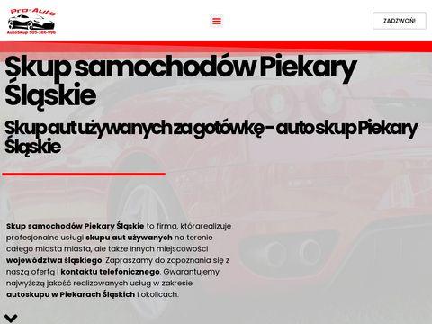 Auto Skup Samochodów MBcar i sprzedaż auto części używanych