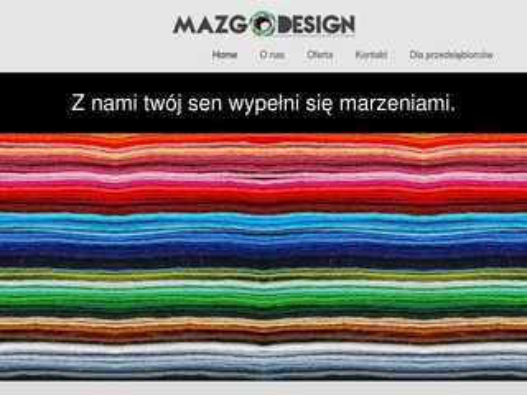 Mazgo.pl producent prześcieradeł