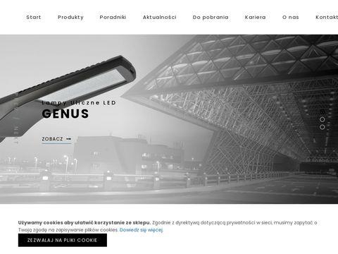 Max-led.pl - sklep z oświetleniem
