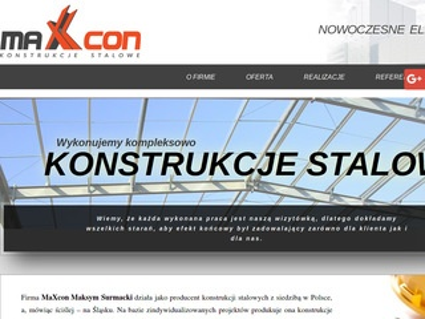 Maxcon.com.pl