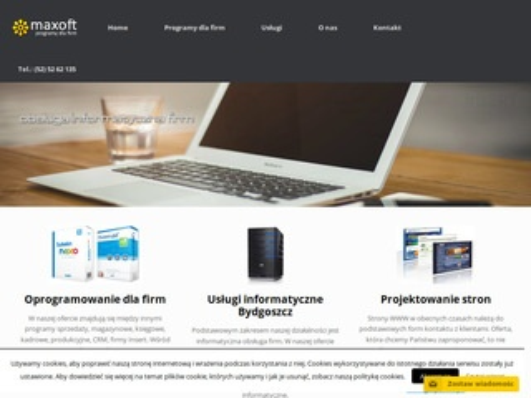 Maxoft.pl Insert - subiekt Bydgoszcz