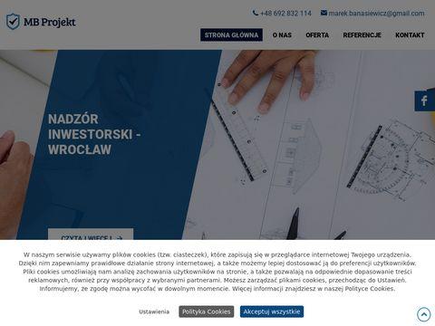 MB Projekt kierowanie budową Wrocław