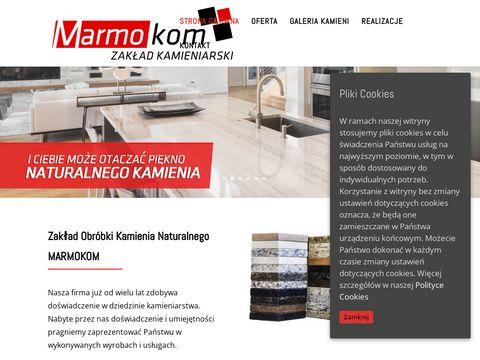 Marmokom.pl kamieniarstwo Nowy Sącz