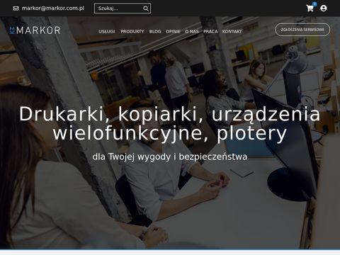 Markor drukarki wielofunkcyjne Gdańsk