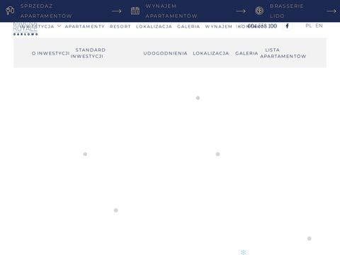 Marina-royale.pl sprzedaż apartamentów nad morzem
