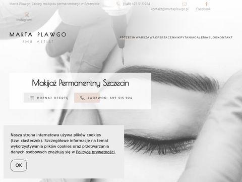 Martaplawgo.pl salon makijażu