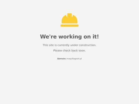 Maquillage Art kurs wizażu podkarpackie