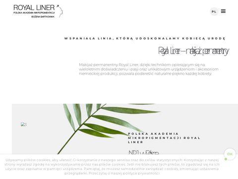 Szkolenia makijaż permanentny make-upwroc.pl