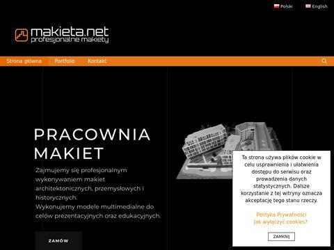 Makieta.net - modele dla architektury