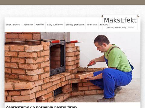 MaksEfekt ekipa budowlana