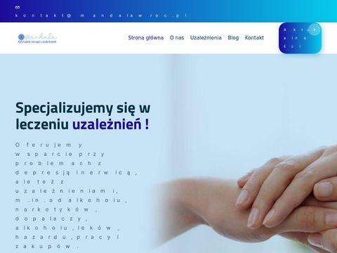 Mandalawroc.pl terapia uzależnień