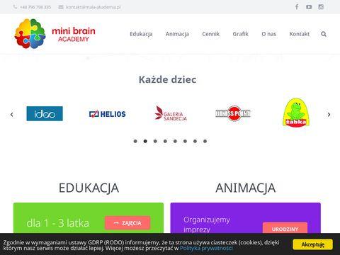 Mala-akademia.pl - warsztaty dla dzieci