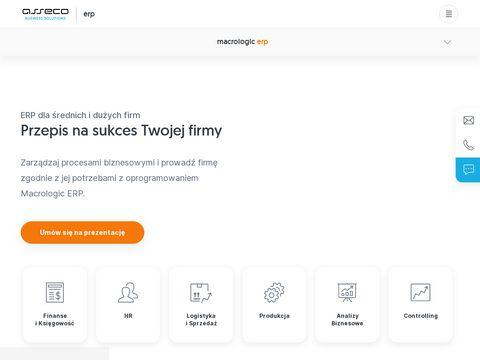 Macrologic SA - oprogramowanie ERP dla firm