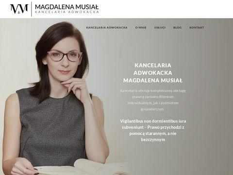 Magdalenamusial.pl