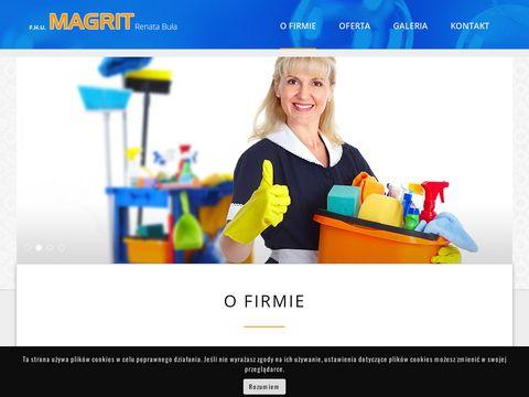 Magrit.pl firma sprzątająca Kraków