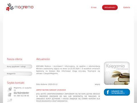 Centrum szkoleniowe MaGreMo