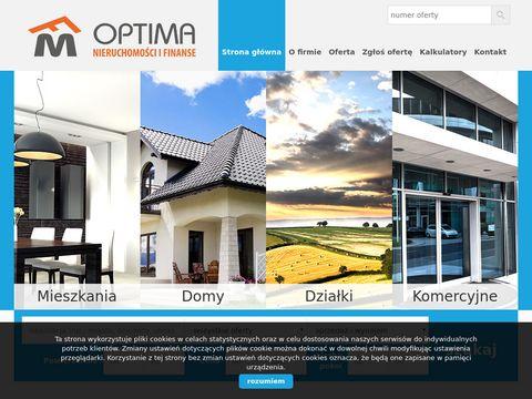 Mfoptima.pl agencja nieruchomości