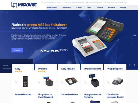 Mezametlublin.pl wagi sklepowe