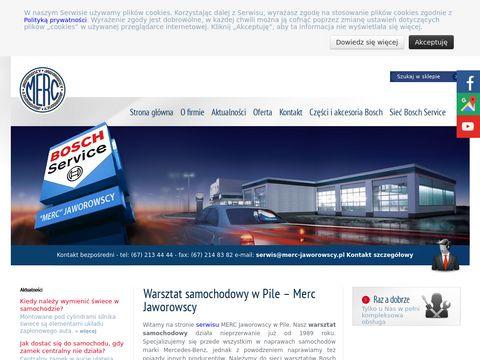 Merc-jaworowscy.pl akumulatory Piła