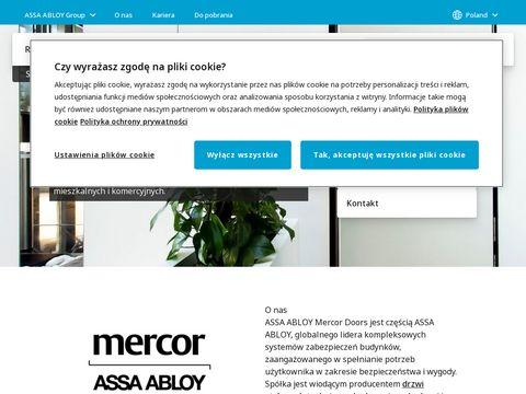 Mercordoors.com.pl