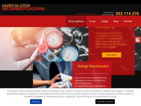 Mechanikapojazdowa-bajerski.pl
