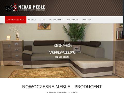 Mebax - producent mebli tapicerowanych