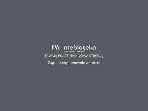 Mebloteka.com.pl meble, zabudowy meblowe, kuchnie