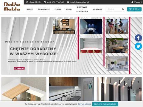 Meblebiurowe-online.pl producent