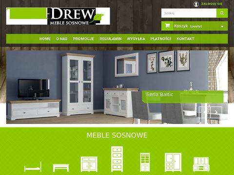 Toka-Drew meble sosnowe