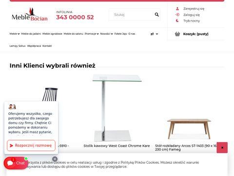 Meble-bocian.pl - internetowy sklep meblowy