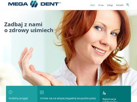 Mega-Dent gabinet stomatologiczny Gdańsk