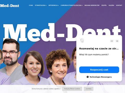 Med-Dent - dentysta Bielsko-Biała