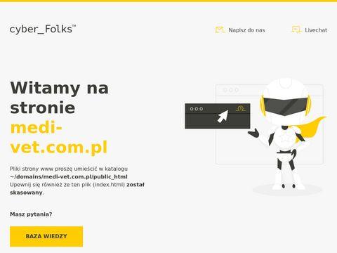 Medi-Vet chirurg weterynarz