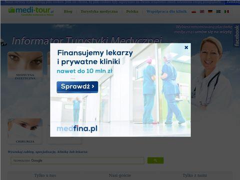 Medi-tour.pl medical SPA