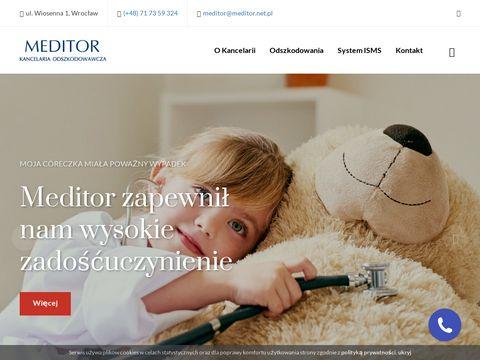Meditor-odszkodowania.pl